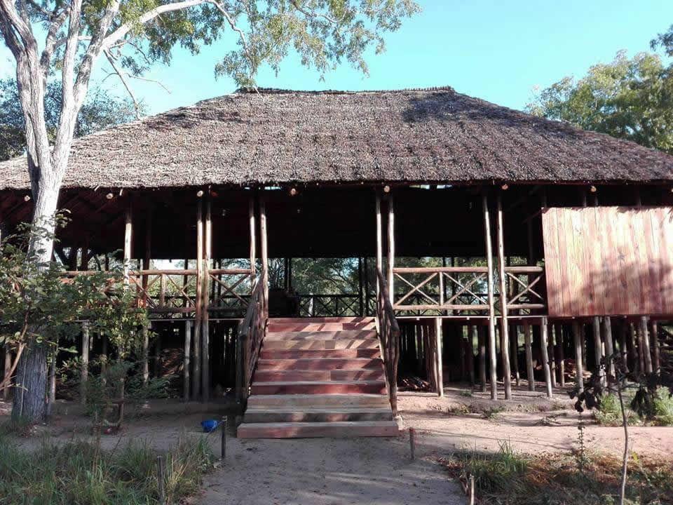 Selous Camp
